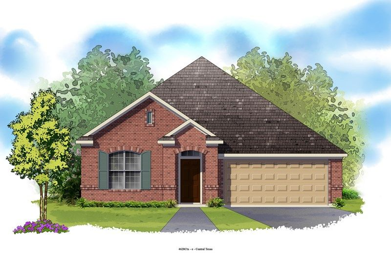 Kepley - Northwoods at Avery Ranch: Austin, TX - David Weekley Homes