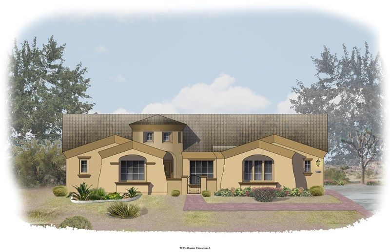 Montrose - Acacia Estates: Gilbert, AZ - David Weekley Homes