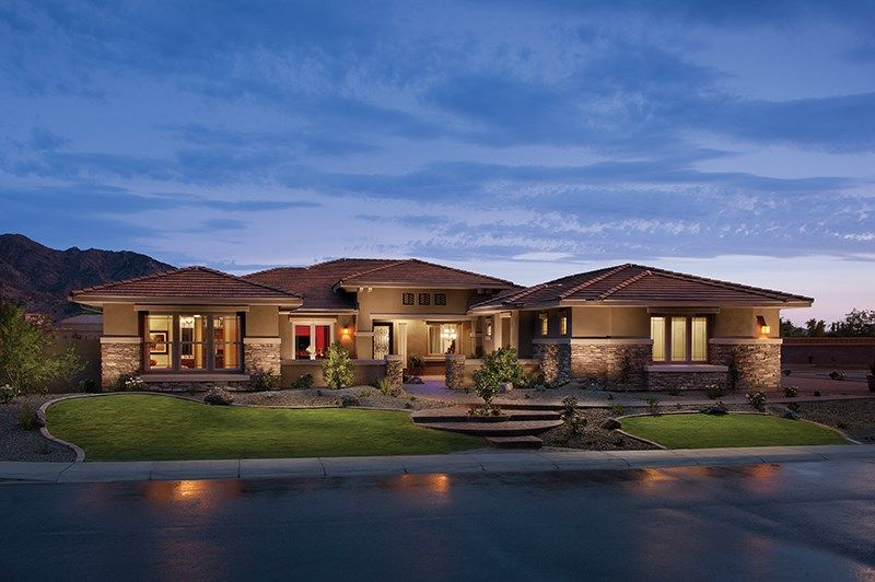 San Carlos - Acacia Estates: Gilbert, AZ - David Weekley Homes