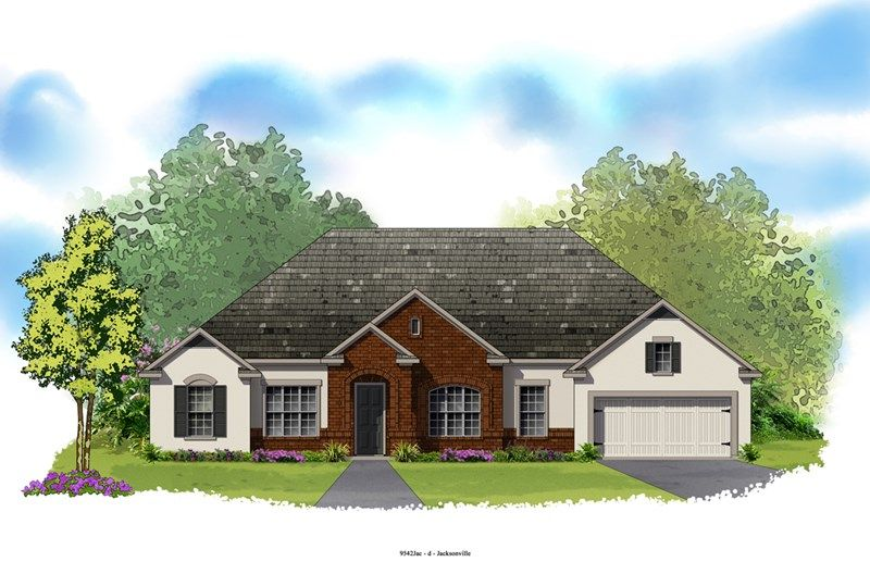 Sunnyside - Oxford Estates: Jacksonville, FL - David Weekley Homes