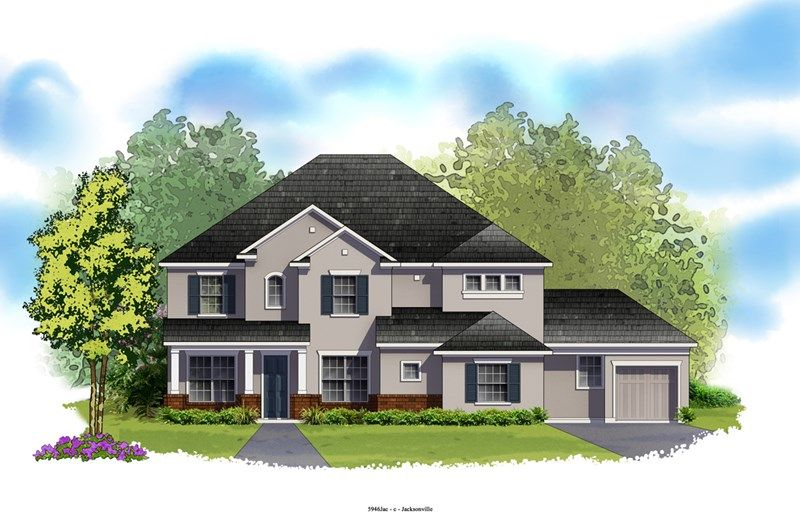 Rockwood - Crosswater at Pablo Bay - Executive Series: Jacksonville, FL - David Weekley Homes