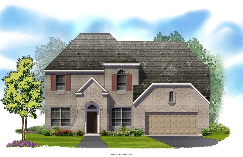 Cortland - Sweetwater: Austin, TX - David Weekley Homes