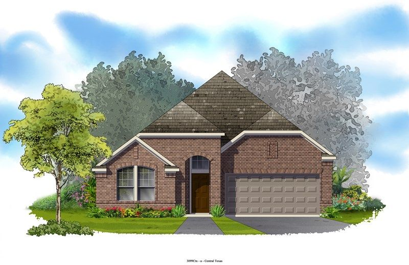 Larmona - Northwoods at Avery Ranch: Austin, TX - David Weekley Homes