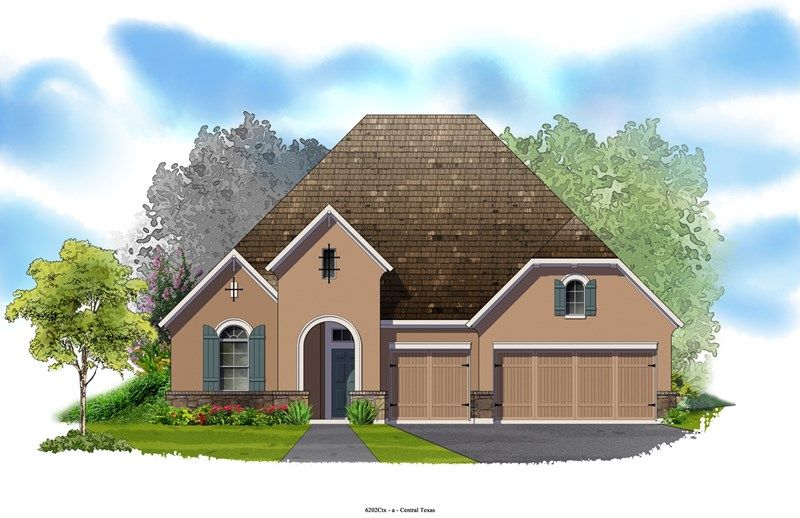 Archdale - Sweetwater: Austin, TX - David Weekley Homes