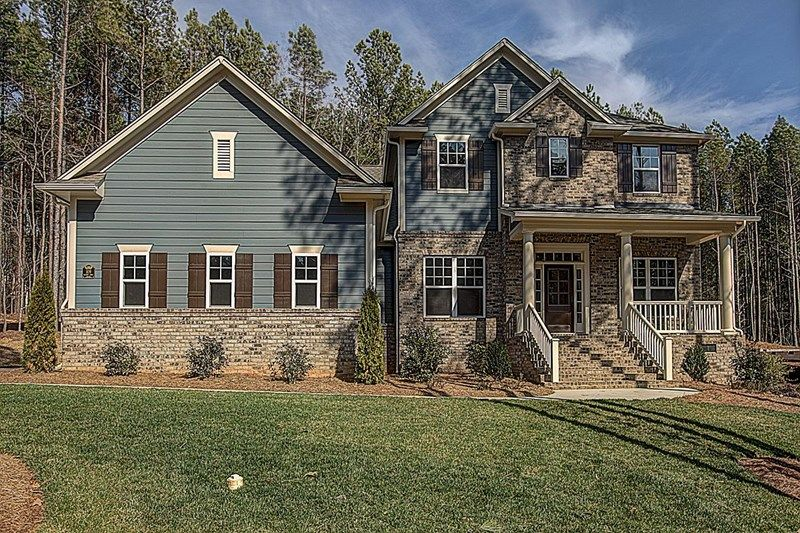 Fullerton - Hawthorne: Harrisburg, NC - David Weekley Homes
