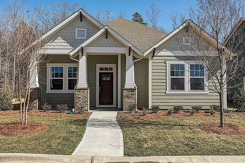 Greendale - Eagle Park Village Collection: Belmont, NC - David Weekley Homes