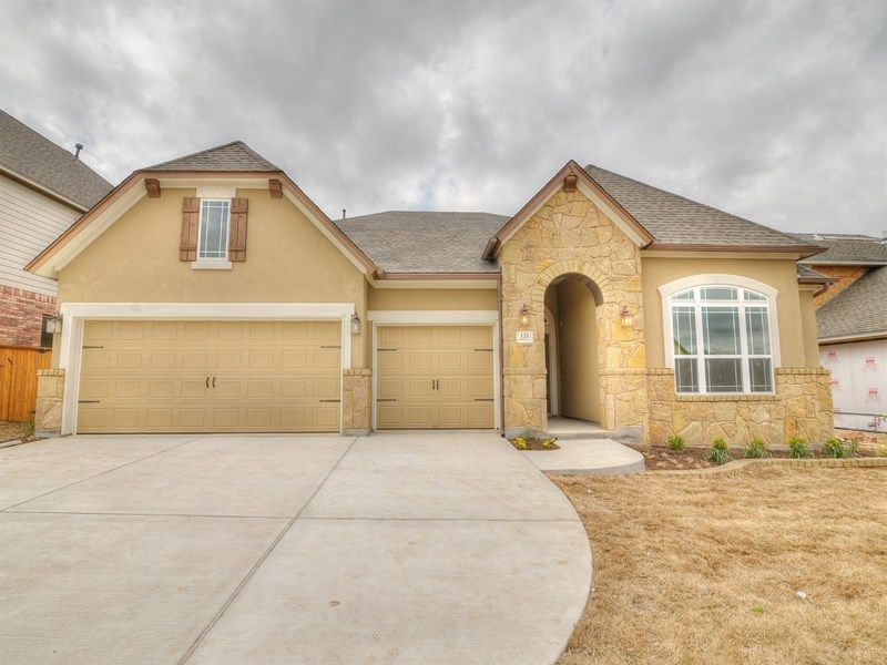 Stoneridge - Mayfield Ranch - Parkside: Georgetown, TX - David Weekley Homes