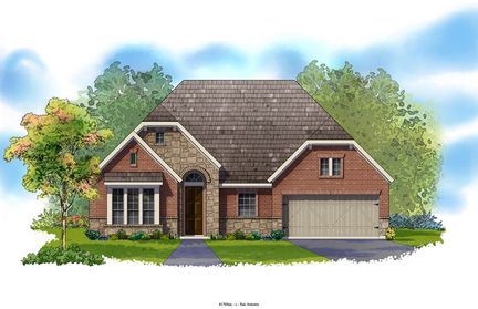 Western - Rogers Ranch: San Antonio, Texas - David Weekley Homes