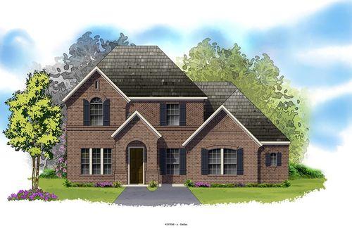 Hawthorne Estates by David Weekley Homes in Dallas Texas