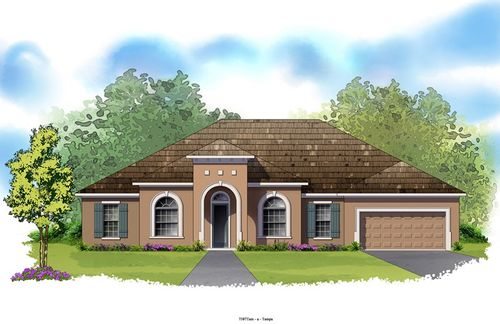 Brooker Reserve Manor Series by David Weekley Homes in Lakeland-Winter Haven Florida