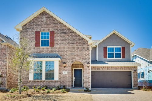 Harvest Gardens by David Weekley Homes in Fort Worth Texas