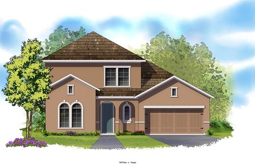 house for sale in Waterset Cottage Series by David Weekley Homes
