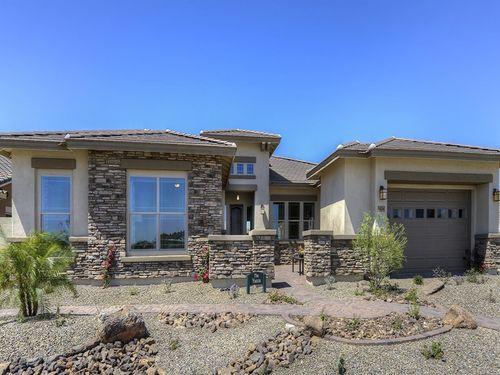Golf Canyon at Estrella - The Reserve by David Weekley Homes in Phoenix-Mesa Arizona