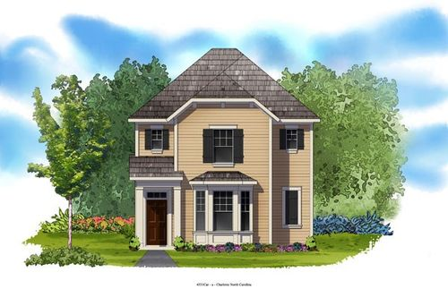 Eagle Park Cottage Collection by David Weekley Homes in Greenville-Spartanburg South Carolina