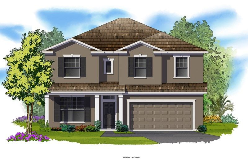Waterleaf by David Weekley Homes
