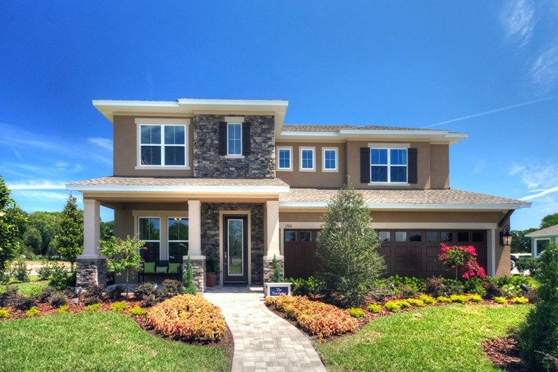 Union Park by David Weekley Homes