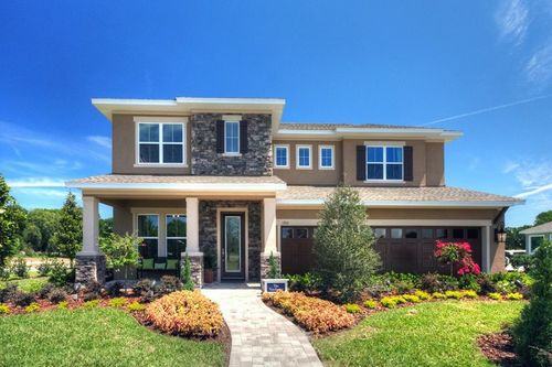 Union Park by David Weekley Homes in Tampa-St. Petersburg Florida