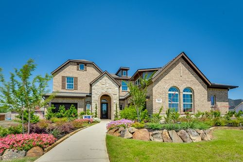Creekside at Ridgeview by David Weekley Homes in Dallas Texas