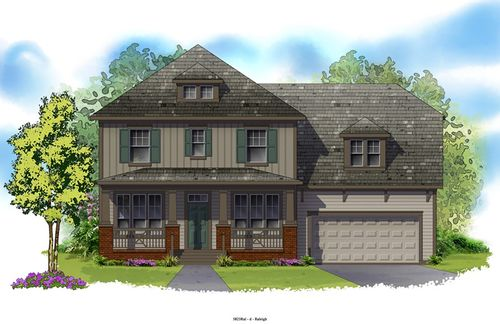 Old Oak Commons by David Weekley Homes in Raleigh-Durham-Chapel Hill North Carolina