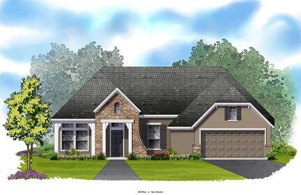 Novak - Rogers Ranch: San Antonio, Texas - David Weekley Homes