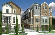 homes in The Heights at Yale by David Weekley Homes