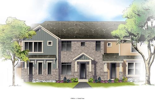 Mueller Row - Affordable by David Weekley Homes in Austin Texas