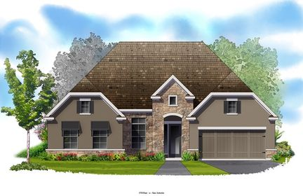 Gladestone - Rogers Ranch: San Antonio, Texas - David Weekley Homes