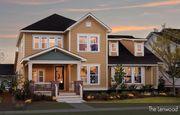 homes in Carnes Crossroads by David Weekley Homes