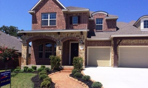The Bluffs at Two Creeks by David Weekley Homes in San Antonio Texas