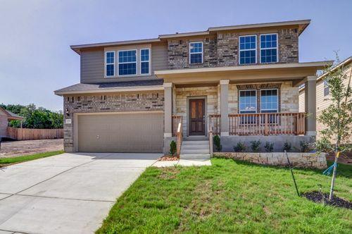 Villages of Trinity Oaks by David Weekley Homes in San Antonio Texas