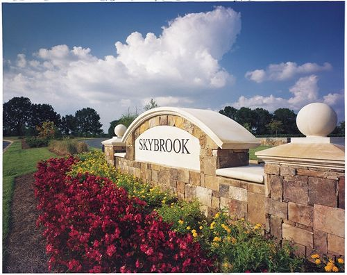 Parkside at Skybrook North by David Weekley Homes in Charlotte North Carolina