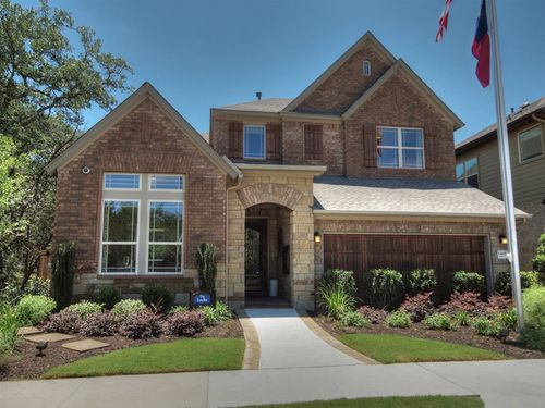 Northwoods at Avery Ranch by David Weekley Homes in Austin Texas