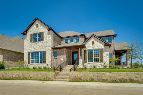 Castle Hills Reserve by David Weekley Homes in Dallas Texas