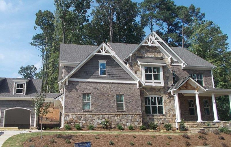 3297 Lost Mill Trace, East Cobb, GA Homes & Land - Real Estate