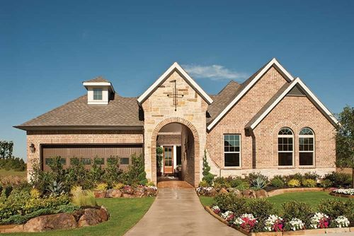 Hawthorne Estates by David Weekley Homes in Dallas Texas
