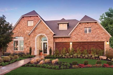 Darby - Rogers Ranch: San Antonio, Texas - David Weekley Homes