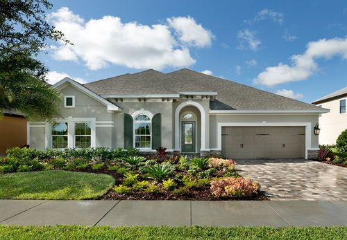 Union Park by David Weekley Homes in Tampa-St. Petersburg Florida