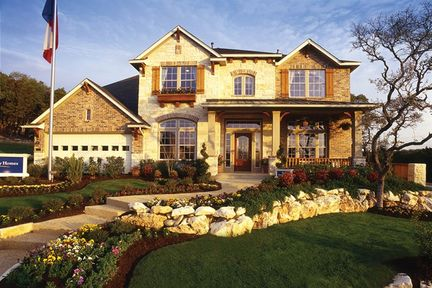 Smithfield - Rogers Ranch: San Antonio, Texas - David Weekley Homes
