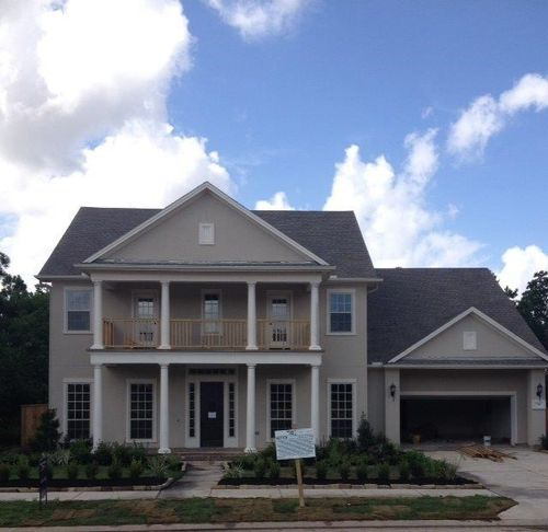 The Woodlands - Liberty Branch 65'/75' by David Weekley Homes in Houston Texas
