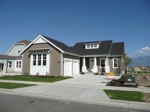 house for sale in Daybreak Lake Village 60' by David Weekley Homes
