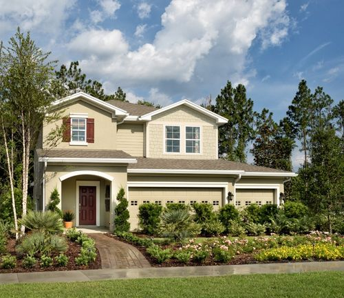 house for sale in Durbin Crossing - Village Center by David Weekley Homes