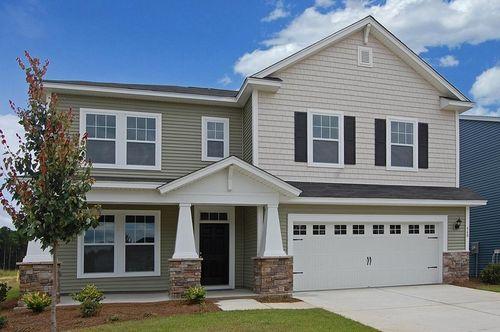Foxbank Plantation - 50' Homesites by David Weekley Homes in Charleston South Carolina