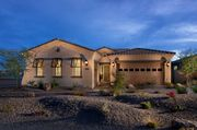 homes in Golf Canyon at Estrella - The Enclave by David Weekley Homes