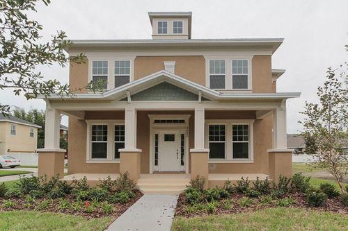 Longleaf by David Weekley Homes in Tampa-St. Petersburg Florida