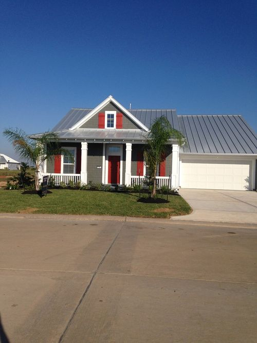 Grand Cay Harbour 60' by David Weekley Homes in Houston Texas