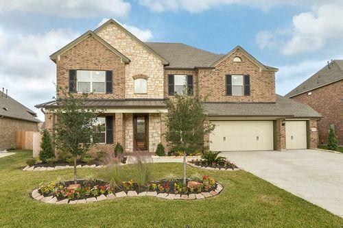 Castlegate II - 75' by David Weekley Homes in Bryan-College Station Texas