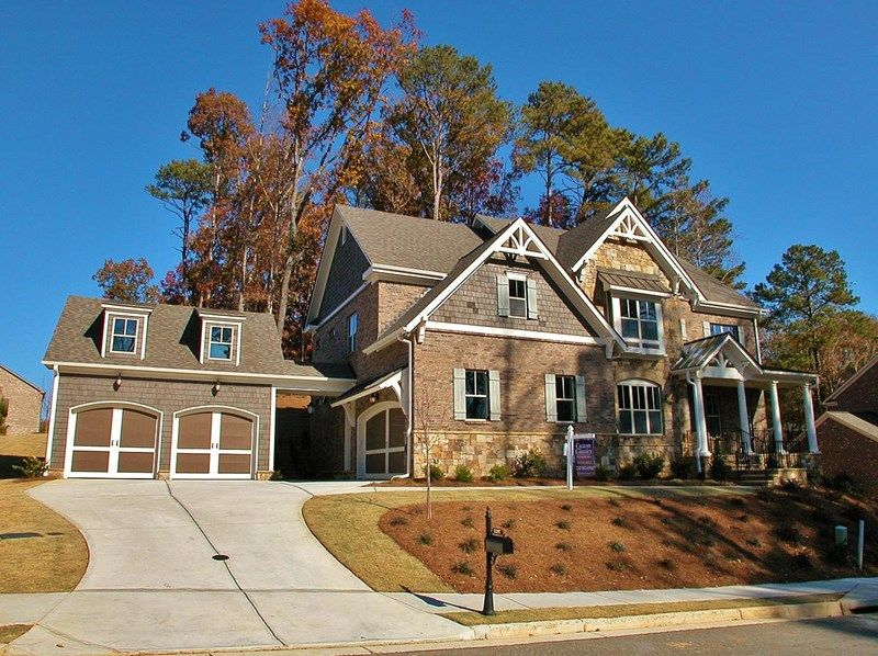 The Preserve at Lost Mill Trace, East Cobb, GA Homes & Land - Real Estate