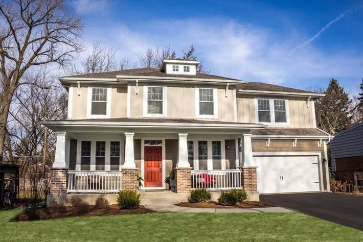Single Family for Sale at Billingsgate 2810 Orchard Lane Wilmette, Illinois 60091 United States