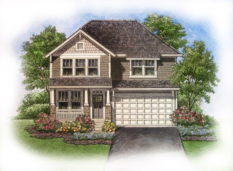 Single Family for Sale at Custom-Built Homes - Truman 1930 Thoreau Drive North, Suite 160 Schaumburg, Illinois 60173 United States