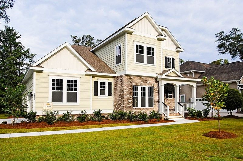 Charleston Build on Your Lot - Lifestyle Collection, Goose Creek, SC Homes & Land - Real Estate